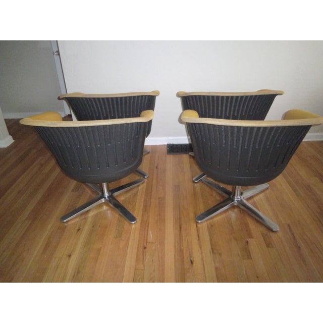 Steelcase Ergononic i2i Chairs - Set of 4 - Image 9 of 11