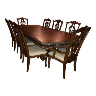 Omexy Limited Dining Table With 8 Chairs