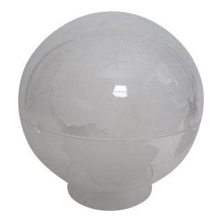 Modern Globe Ice Bucket