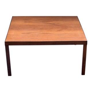 Hans Olsen Danish Teak/Walnut Table