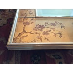 Image of 1970s Vintage La Barge Chinoiserie Mirror