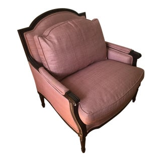 Heirloom by Century Furniture Louis XVI Bergere Chair
