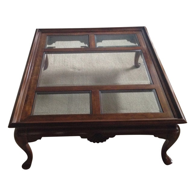 Drexel Heritage Rectangular Coffee Table Chairish