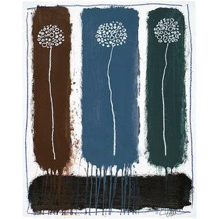 Filippo Ioco Print - Coastal Blooms