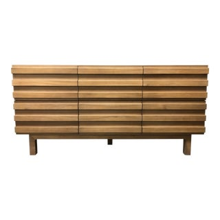 EQ3 Six Drawer Burrows Dresser