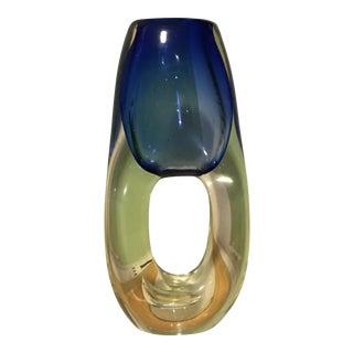 Tablonski of Poland Crystal Vase