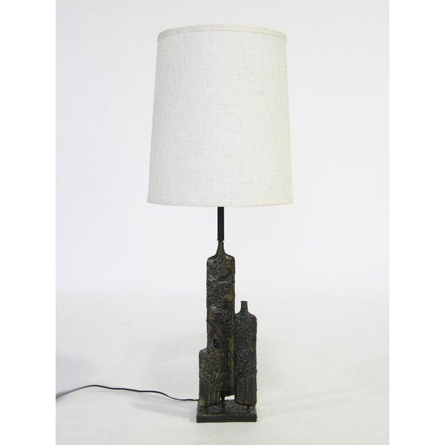 "Image of Fantoni ""Bottles"" Table Lamp"