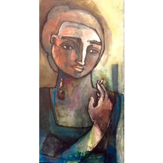Woman Smoking by Dan Balter