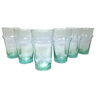 Beldi Clear Water Glasses - Set of 6
