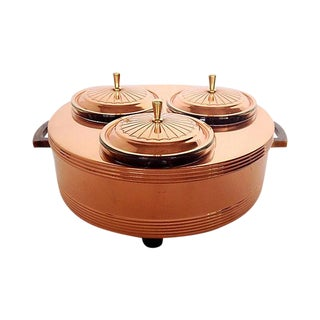 Forman Family Copper Food Warmer