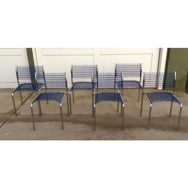 Thonet Sof-Tech Side Chairs by David Rowland - Set of 6 - Image 6 of 12