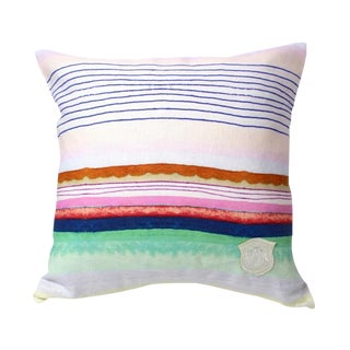 Sugared Stripe Pillow