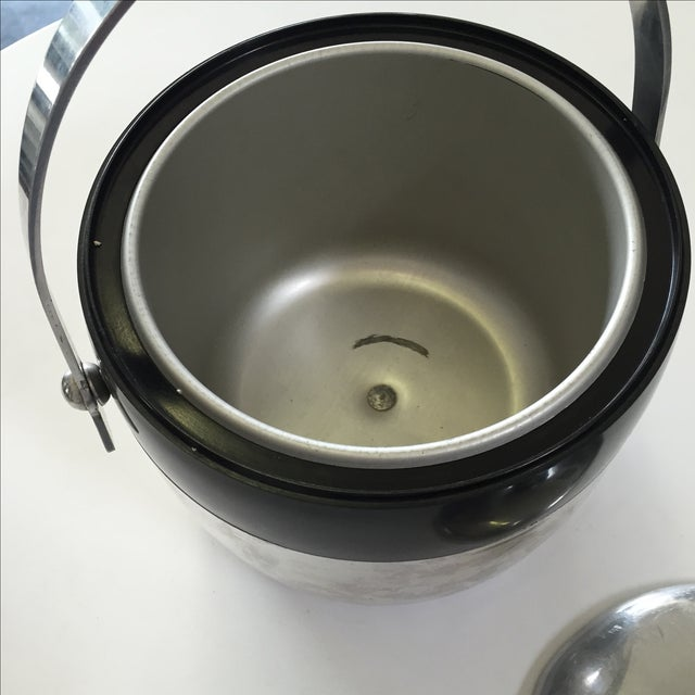 Kromex Aluminum Ice Bucket - Image 3 of 6