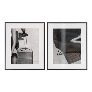 Gelatin Prints from Polaroid by Stephen Rose