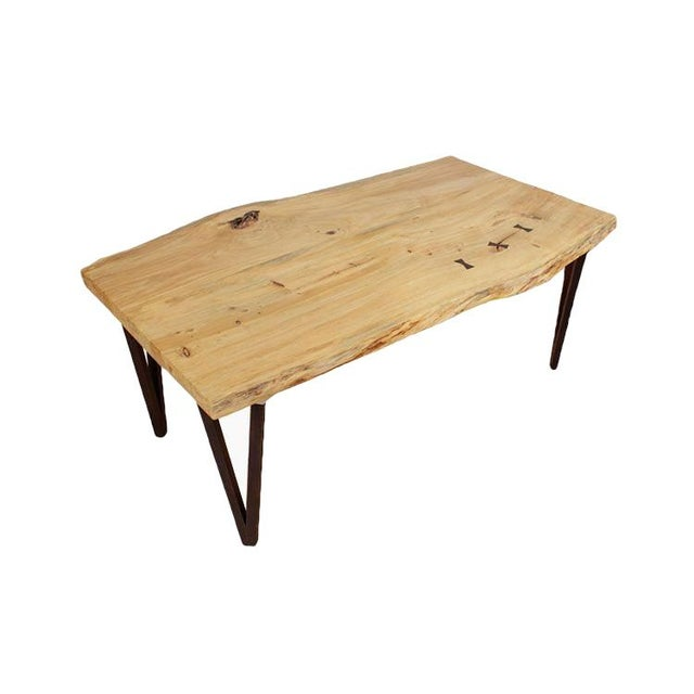 Podocarpus Slab Coffee Table By Funktionhouse - Image 1 of 6