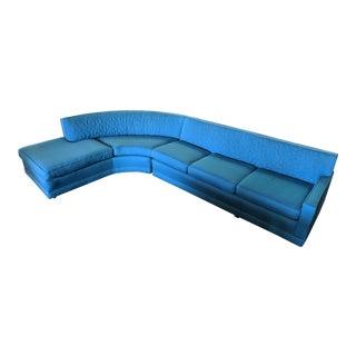 Mid Century 1950's original Sectional Sofa