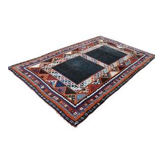 Turkish Erzurum Handmade Rug - 4′7″ × 7′6″