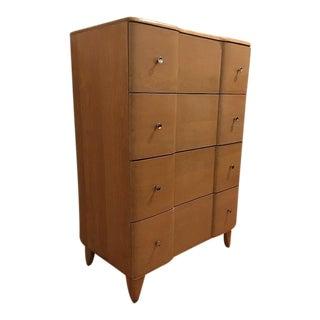 Elegant Heywood Wakefield Upright Dresser From the Rio Line by Leo Jiranek