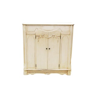 Vintage French Provincial Style Cabinet