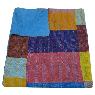 Sarreid Ltd. Silk Bedcover