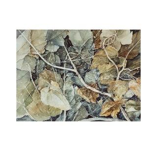 """Roxanna Bergner """"Forest Floor"""" Giclee Print"""