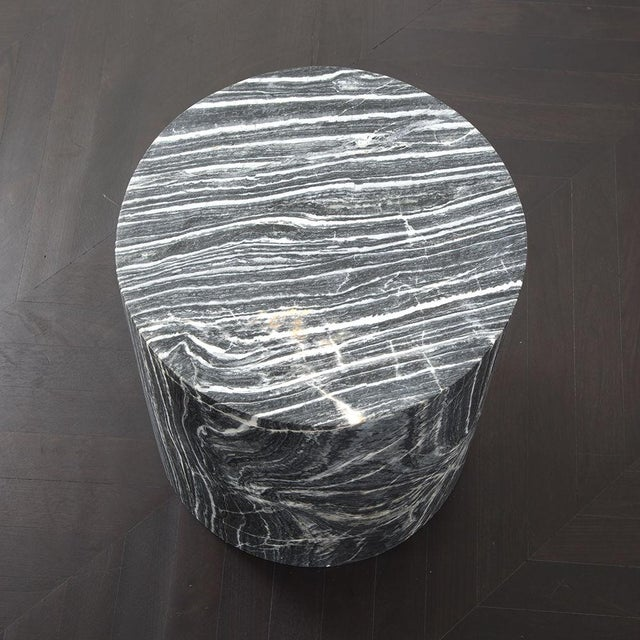 Monolith Side Table (Price Is for 1 Side Table. 2 Are Available and Can Be Sold Individually or as a Pair) - Image 3 of 3