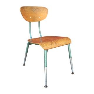 Mid Century Modern Bentwood Chair