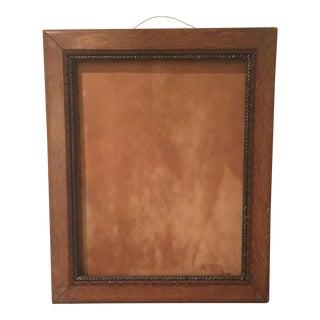 Antique Wood Frame