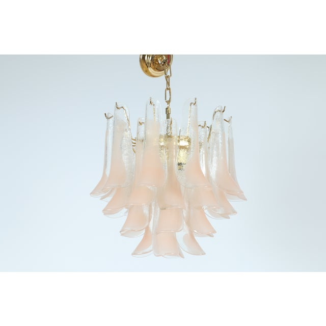 Italian Murano Glass Chandelier - Image 2 of 6