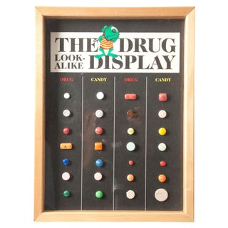 The Drug Look-Alike Display Teaching Aid