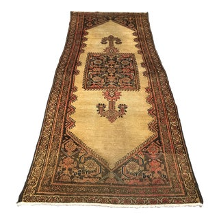 "Antique Persian Malayer Rug - 2'11"" x 7'10"""
