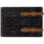 Image of Leather Bound Album, Pour Photographies