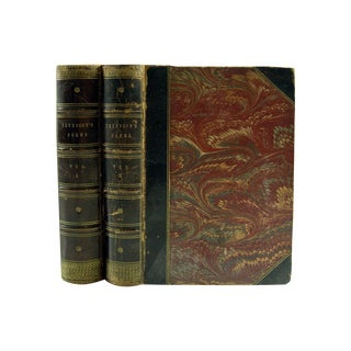 Poems by Alfred Tennyson, 2 Volumes