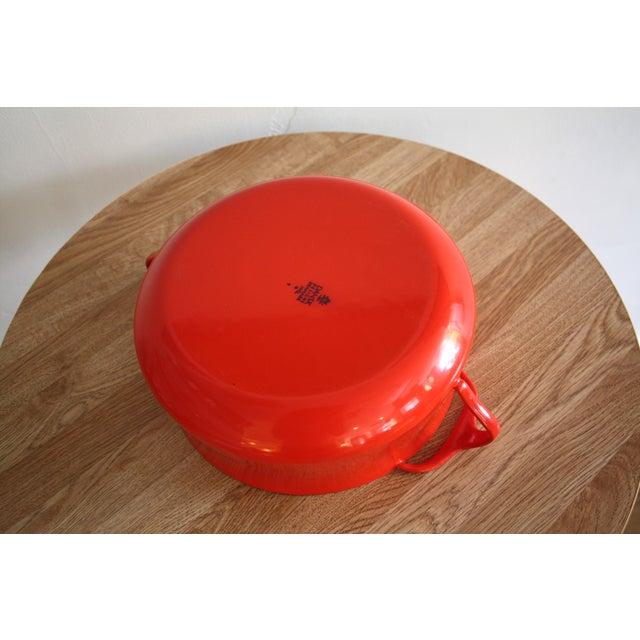Image of Dansk Kobenstyle Vintage Casserole Dishes - A Pair