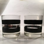 Image of Georges Briard Signed Rocks Glasses - Set of 4