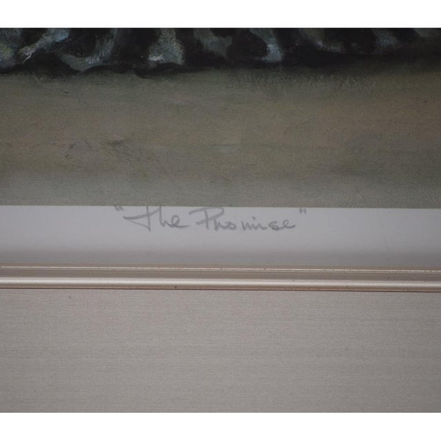 """Image of Alan Mailey """"The Promise"""" Lithograph Signed by the Artist"""