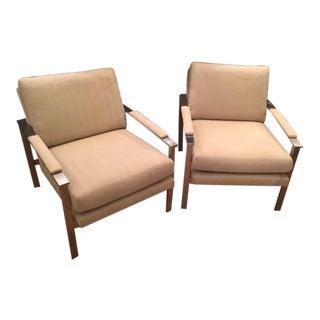 Ethan Allen Jericho Chairs - A Pair