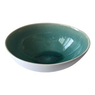 Casafina Stoneware Matte & Crackle Glaze Bowl