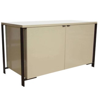 Fabry Bronze Frame Media Cabinet