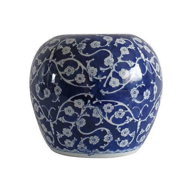 Chinese Blue & White Vase - Image 2 of 4