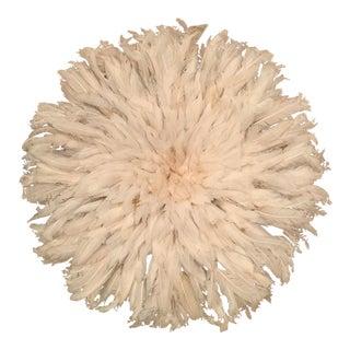 White African Juju Hat