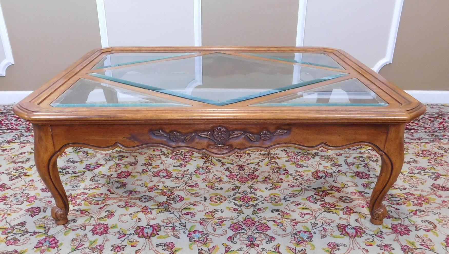 Drexel Heritage Cabernet Collection Coffee Table   Image 2 Of 9