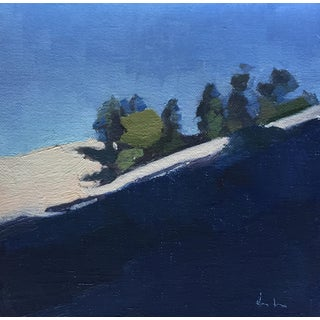 Mt. Tam Landscape Painting