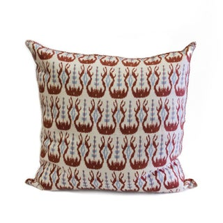 Chedi Walnut Euro Pillow