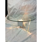 Image of Light-Up Lucite Coffee Table