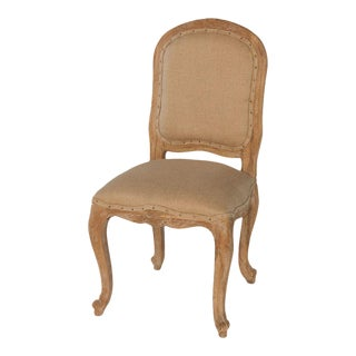 Sarreid LTD Oak Wood Side Chair