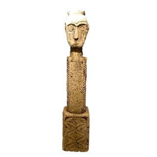 Timor Island Totem Sculpture, Indonesia, 1920s