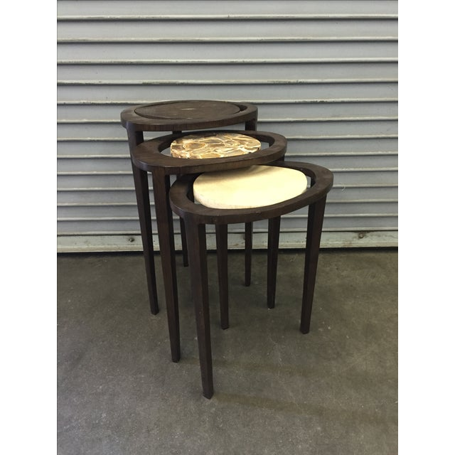 R&Y Augousti Nesting Tables - Set of 3 - Image 2 of 7