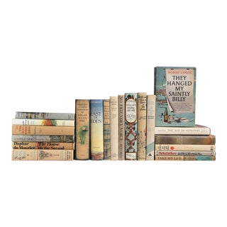 Muted Dustjacket Classics, S/20