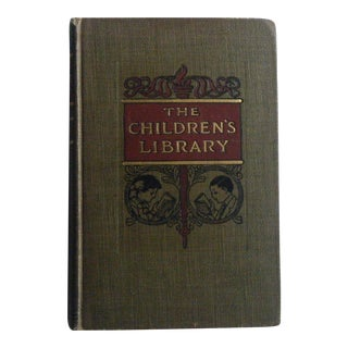 The Children's Library Antique 1913 Art Book